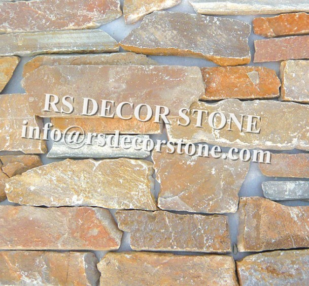 Golden Quartzite Ledgestone