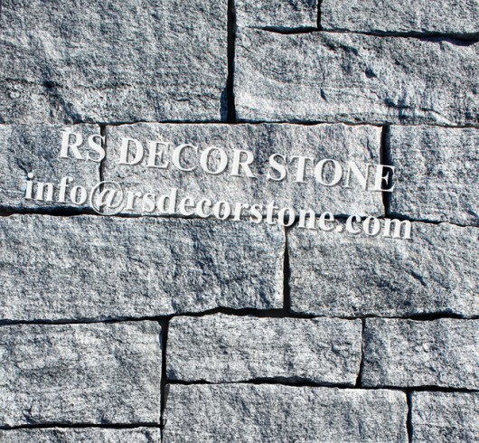 Grey Granite Ledgestone