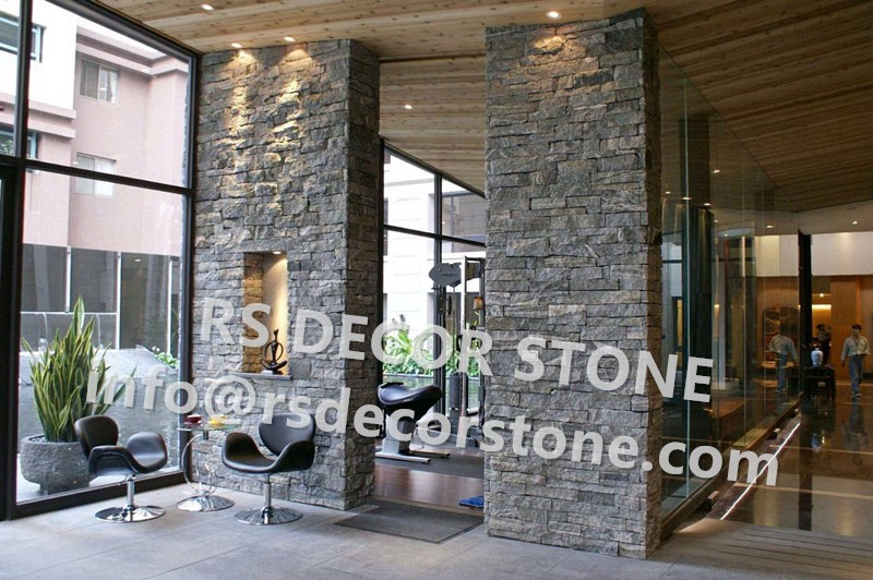 Grey Granite Ledgestone