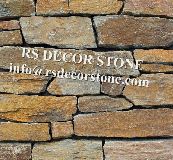 Rusty Quartzite Ledgestone