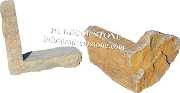 Rusty Quartzite Ledgestone