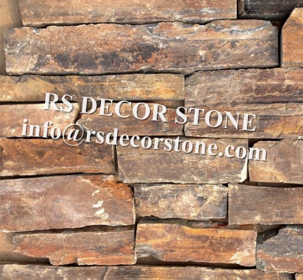 Rusty Slate Ledgestone