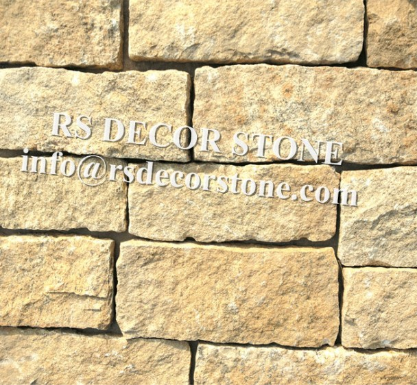 Yellow Granite Ledgestone
