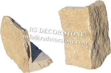 Yellow Gneiss Castle Stone