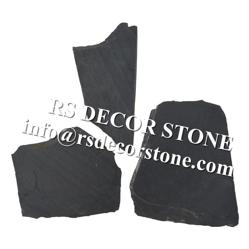 Black Slate Flagstone